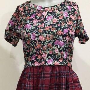 Dresses & Skirts - **NWOT Dizzire Dress Size Small Empire Short Sleev